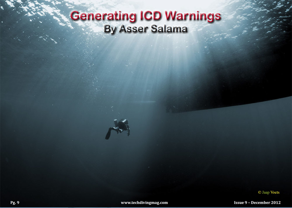 Tech Diving Magazine - December 2012